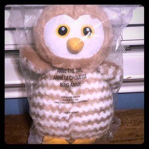 Annie the Owl 🦉